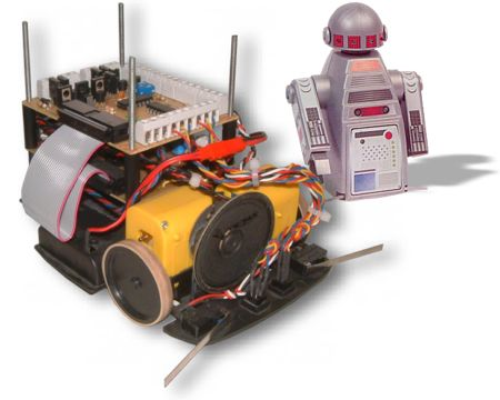 Robot monty